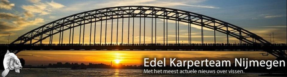 Edel Karperteam Nijmegen - Met het meest actuele nieuws over vissen.