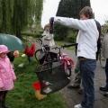 1e witviswedstrijd 05-05-2009
