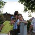 3e jeugd witviswedstrijd in Ooij 02-06-09