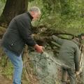 De Voorn verijdelt grove visstroopactie 02-03-2009