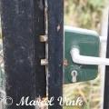 Inbraak loods hengelsport vereneging 20-04-2012