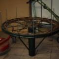Maken van ooienvaars nest 18-12-2012