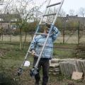 Uivernest plaatsen door vrijwiligers-29-03-2008